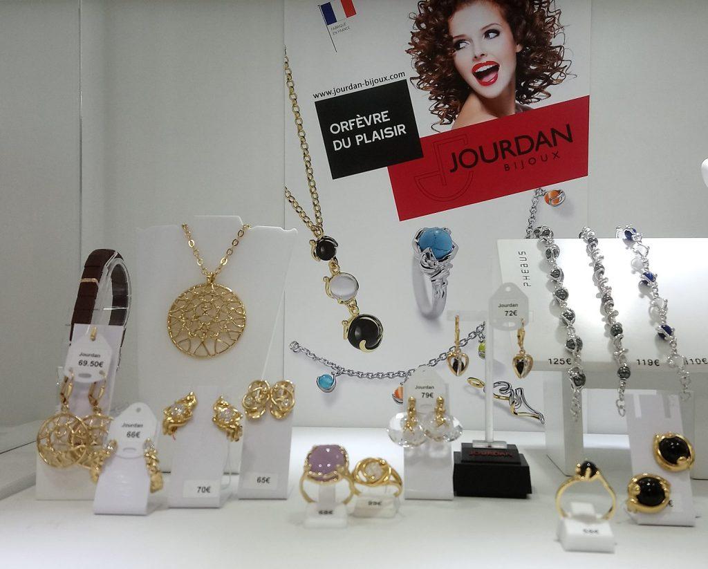 Jourdan bijoux à la bijouterie Stepec Stiring Wendel