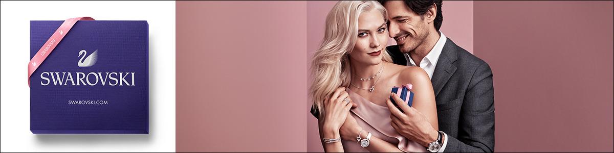 bijoux et montres swarovski