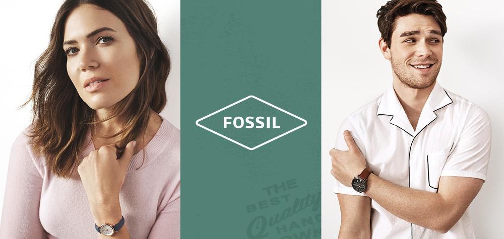Fossil bijoux et montres