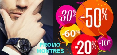 Promo Montres Soldes